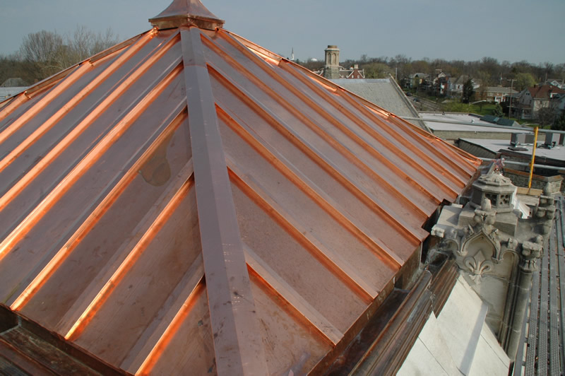 Ind Bottom 4 Copper Roof